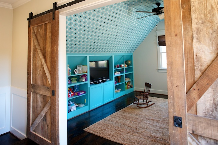 Attic Playroom Ideas  Transitional  boys room  Alice