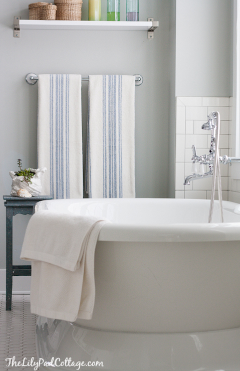 Cute Bedroom Wallpaper Ideas Arctic Gray Cottage Bathroom Benjamin Moore Arctic
