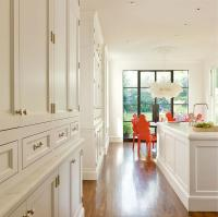 Floor to Ceiling Kitchen Cabinets - Transitional - kitchen ...