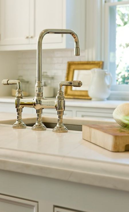 antique kitchen faucet backsplash installation bridge design ideas