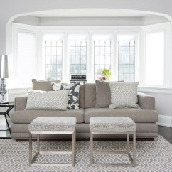 Window Treatments Ideas Large Windows Living Room For Modern Furniture Sofa In Bay - Transitional Jodie ...