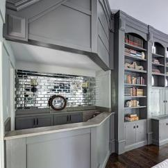 Antiqued Kitchen Cabinets Unfinished Island Base Interior Design Inspiration Photos By Buckingham Interiors.