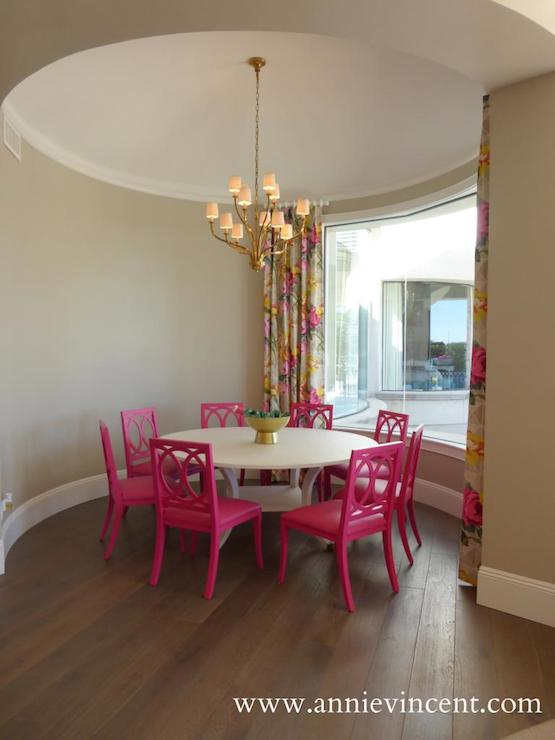 pink dining room chairs swing chair without stand hot design ideas view full size