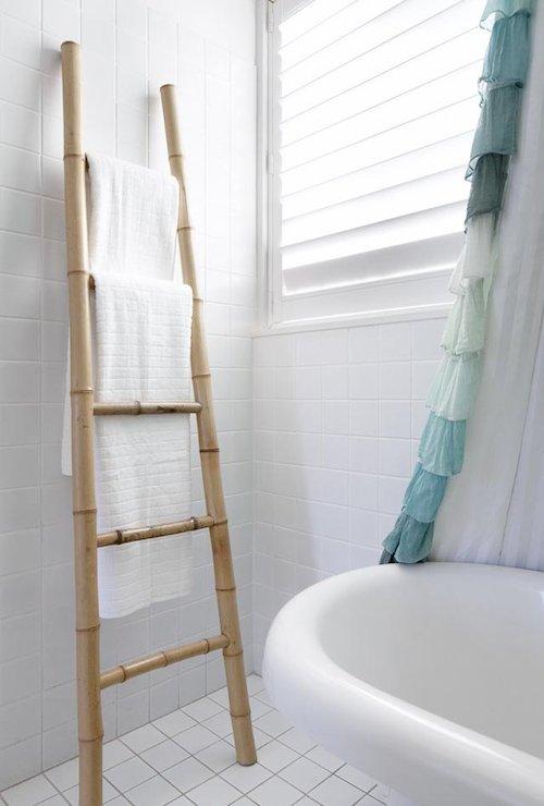 Bathroom Ladders  Eclectic  bathroom  The Hunted Interior
