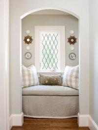 Reading Nook Window Seat Bench Design Ideas