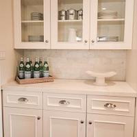 Brushed Nickel Cabinet Pulls Design Ideas