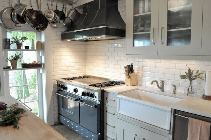 kitchen island with prep sink cabinet finishes doorway blue leaded glass china cabinets ...