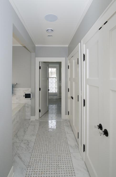 Narrow Master Bathrooms Design Ideas