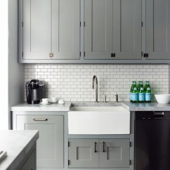Subway Tile For Kitchen Washable Cotton Rugs With Grey Grout Design Ideas View Full Size