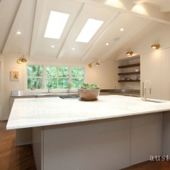 Kitchen Cabinets Long Island Commercial Tile Extra Large - Contemporary ...