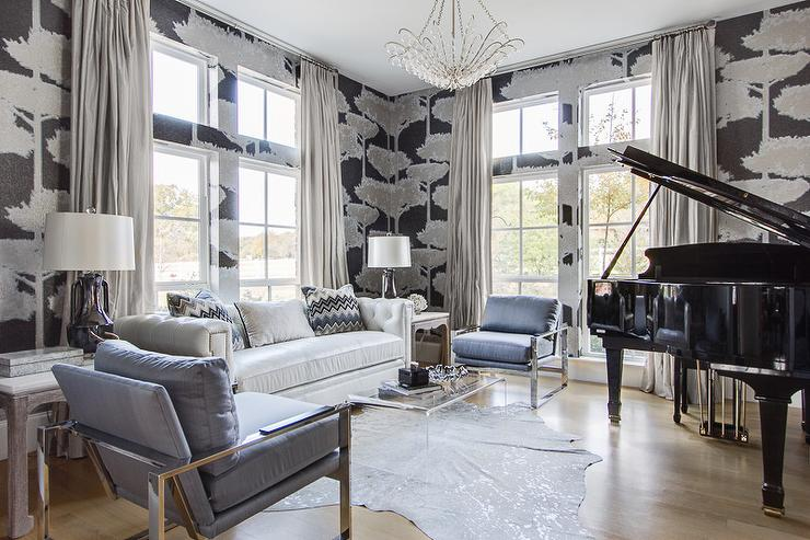 Piano Room Design Ideas