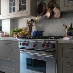 Gold Kitchen Faucet Pub Table Pot Rack Design Ideas