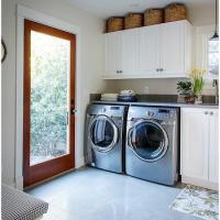 Silver Washer And Dryer - Design, decor, photos, pictures ...
