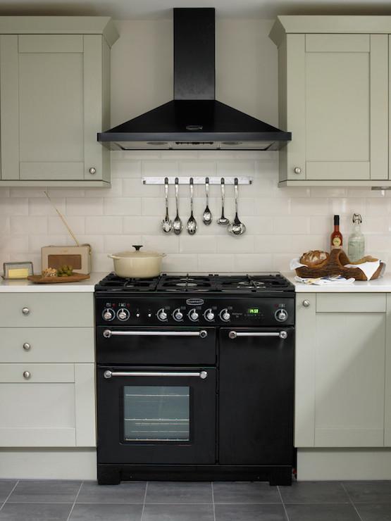 KItchen Utensils Rack  Transitional  kitchen  Amory Brown