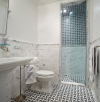 Transitional - Bathroom