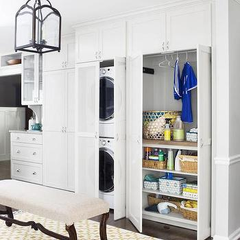 Kitchen And Laundry Room Combo Design Ideas
