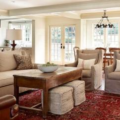 Cream Colored Sofa Pillows Luxurious Bedroom Industrial Coffee Table - Transitional Living Room ...
