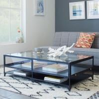 Shadow Box Coffee Table - West Elm