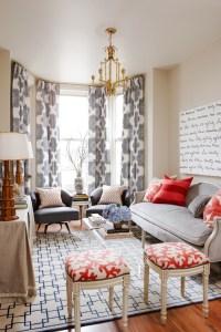 Eclectic - Living Room