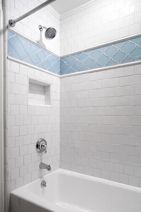 zinc top kitchen island 2 handle faucet ann sacks arabesque tiles design ideas