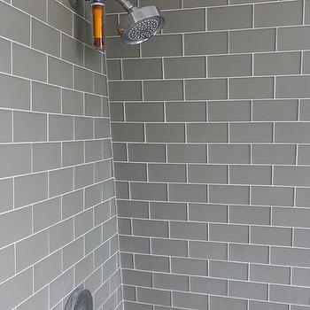 Gray Subway Tiles Design Ideas