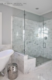 Carrera Marble Shower Tiles