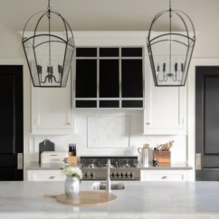 Tiled Kitchen Countertops Corner Cabinet Shelf Island Lanterns - Transitional Benjamin Moore ...