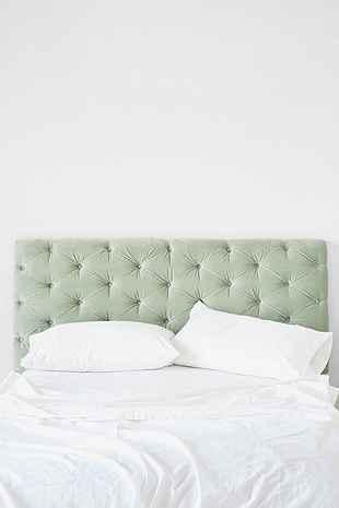 Regency Mint Green Headboard