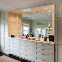 Built In Dresser - Transitional - closet - Rebecca Bradley ...