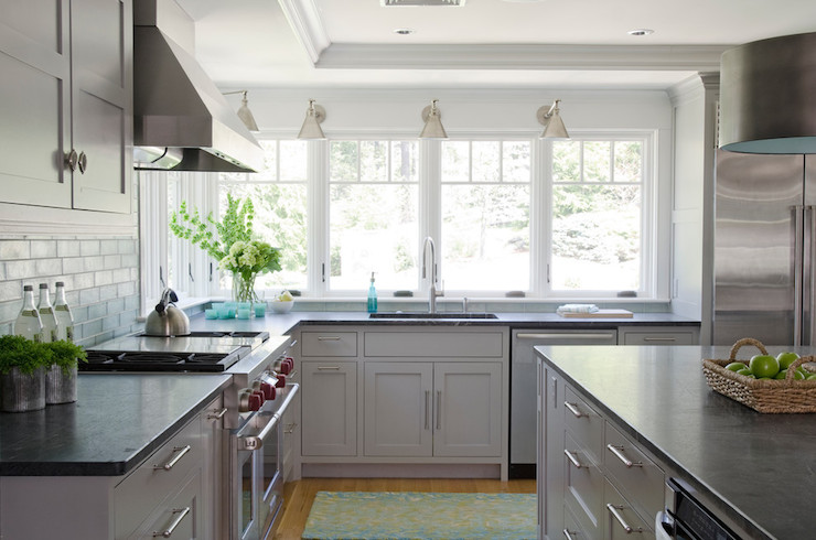 Light Grey Kitchen Cabinets