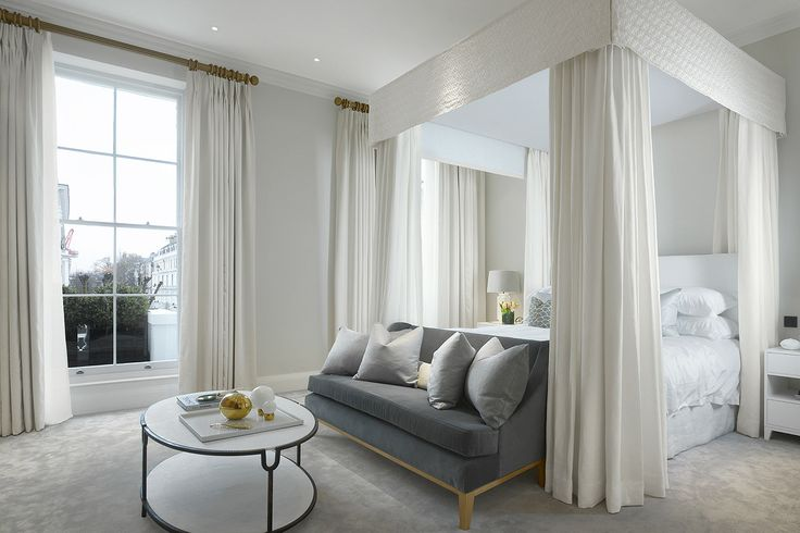 Bedroom Sofa  Contemporary  bedroom  Finchatton