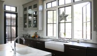 2 Tone Kitchen Cabinets - Contemporary - kitchen - Castor ...