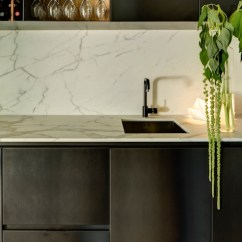 Kitchen Cabinet Decor Layouts Modern Wet Bar - Bureaux Limited