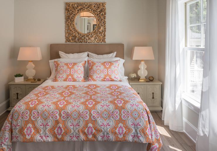 Tapestry Beige Transitional Bedroom Benjamin Moore