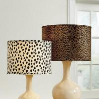 Park Avenue Gold Lampshade
