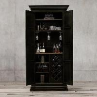 17th C. Castello Double-Door Bar Cabinet I Restoration ...