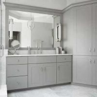 Gray Shaker Cabinets - Design, decor, photos, pictures ...
