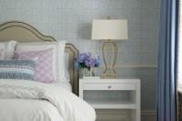 Bedroom Chair Rail - Transitional - bedroom - Nightingale ...