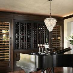 Window Treatments For Formal Living Room Long Curtains Wine Ideas - Transitional Dining Murphy & Co ...