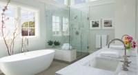 Spa Like Bathroom - Transitional - bedroom - Milton ...