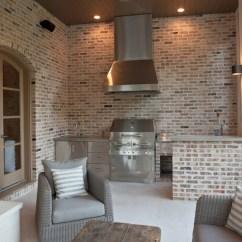 Patio Kitchen Hood Design Ideas Transitional Deck Frasier Homes