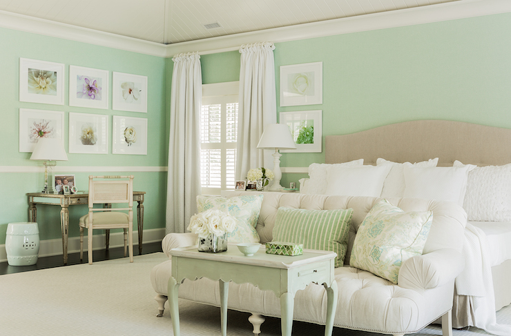 bath chair for elderly rental detroit mint green bedrooms - cottage bedroom brookes and hill custom builders
