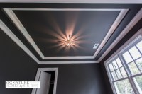 Black Molding Design Ideas
