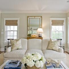 Beachy Sofas Bolia Sofabord Como Light Jhaki Paint Colors - Cottage Living Room ...