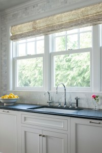 Kitchen Window Treatments Design Ideas