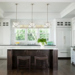 Kitchen Window Treatments Above Sink Aid Crock Pot With Tray Ceiling - Traditional ...
