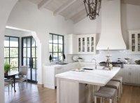 Vaulted Ceiling Breakfast Nook Design Ideas