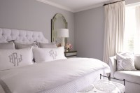 Grey Master Bedroom Ideas - Traditional - Bedroom - Munger ...