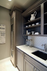 Hidden Pantry Door Ideas - Transitional - Kitchen ...