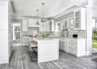 Gray Kitchen Floors